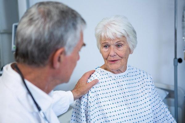 Психиатр для пожилого человека