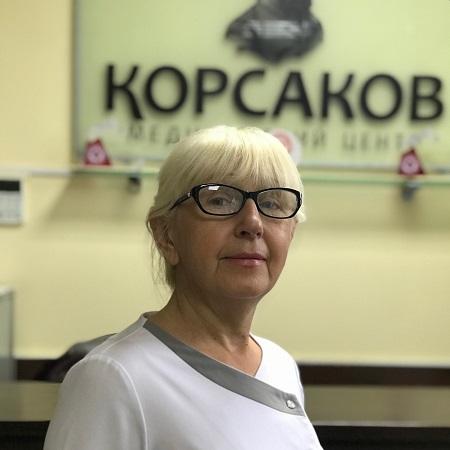 Сергацкова Ольга Владимировна