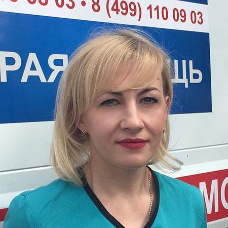 Воронина Виктория Викторовна